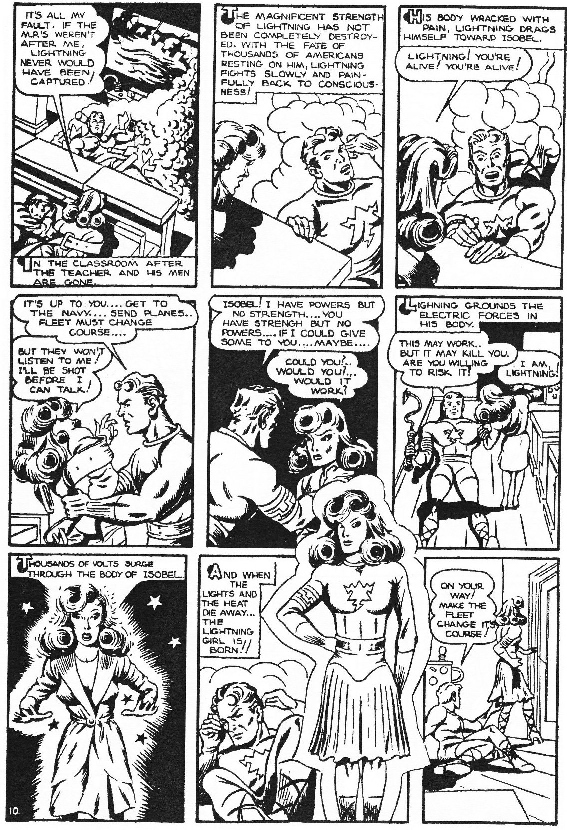 Read online Men of Mystery Comics comic -  Issue #82 - 50
