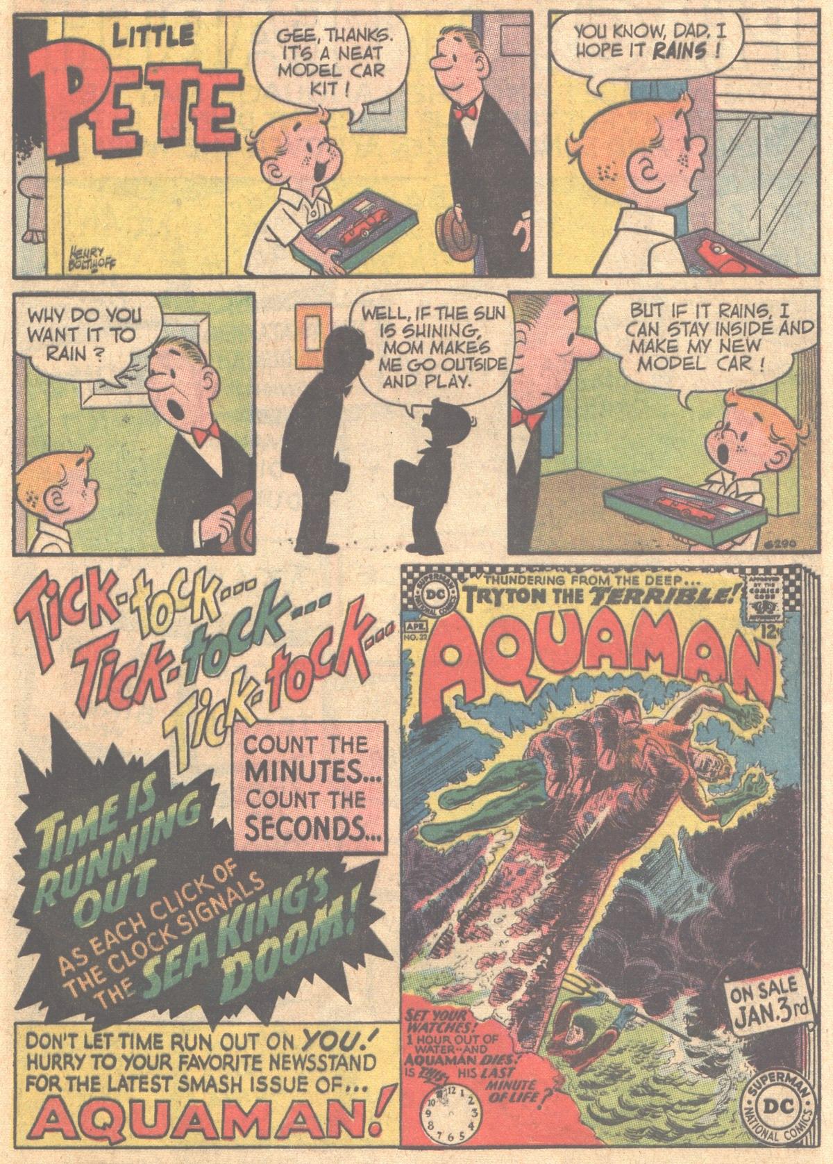 Read online Adventure Comics (1938) comic -  Issue #353 - 9