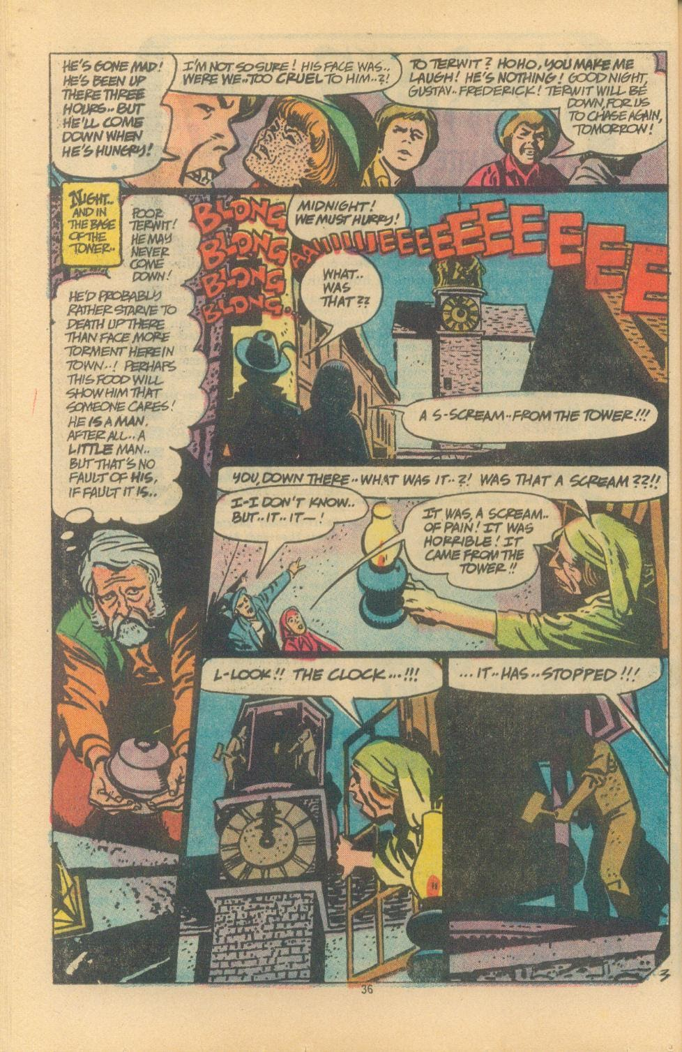 The Witching Hour (1969) issue 38 - Page 38