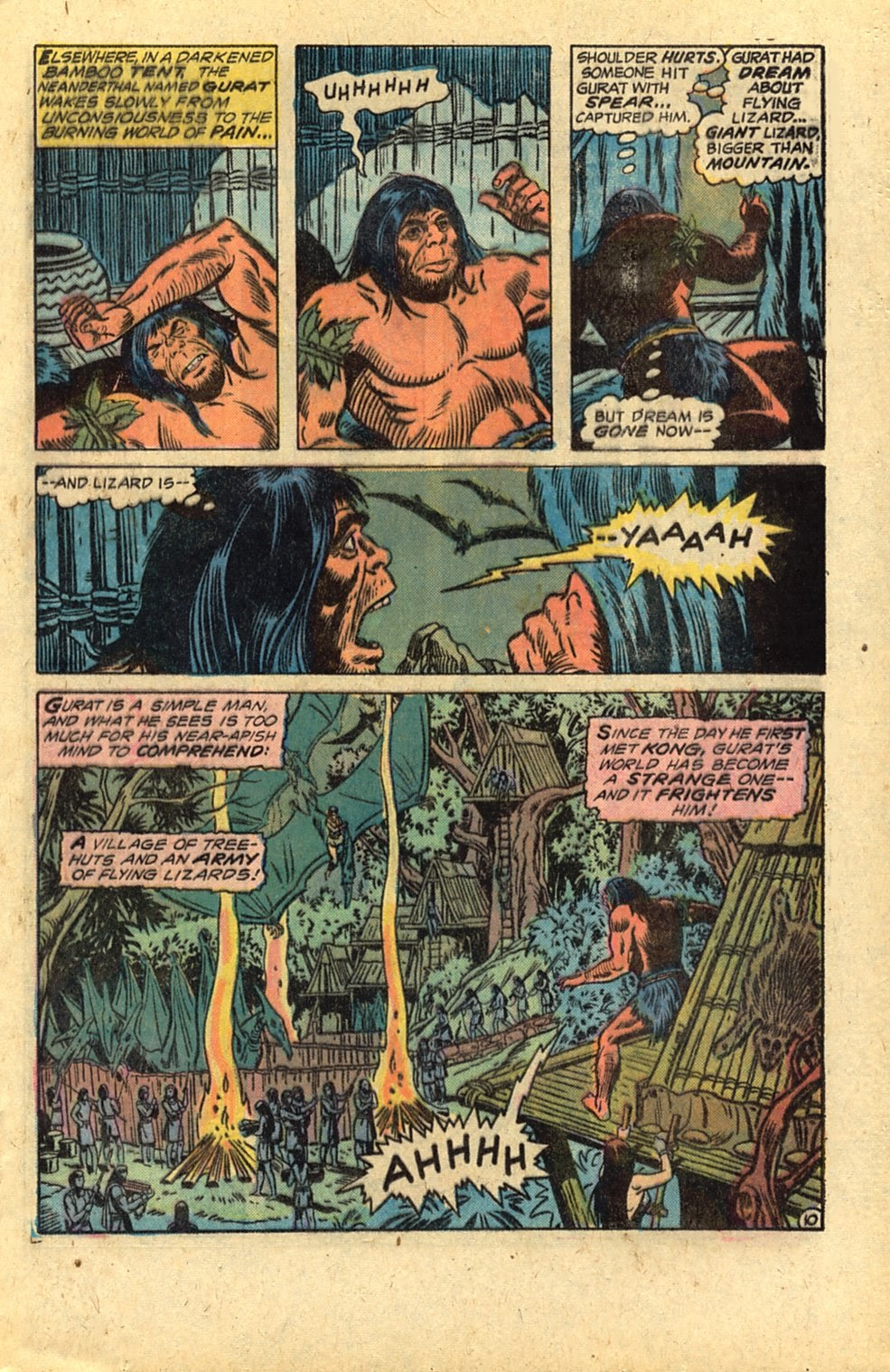 Kong the Untamed issue 5 - Page 11
