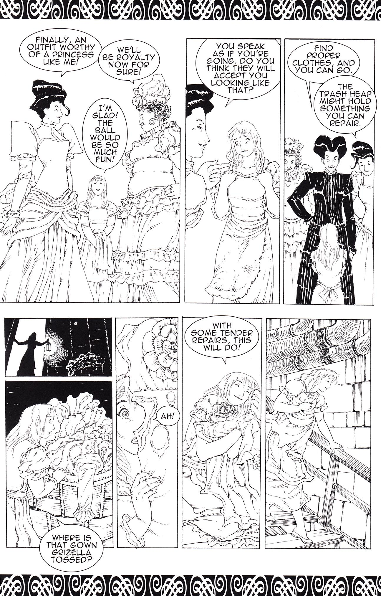 Read online Steampunk Fairy Tales comic -  Issue # Full - 20