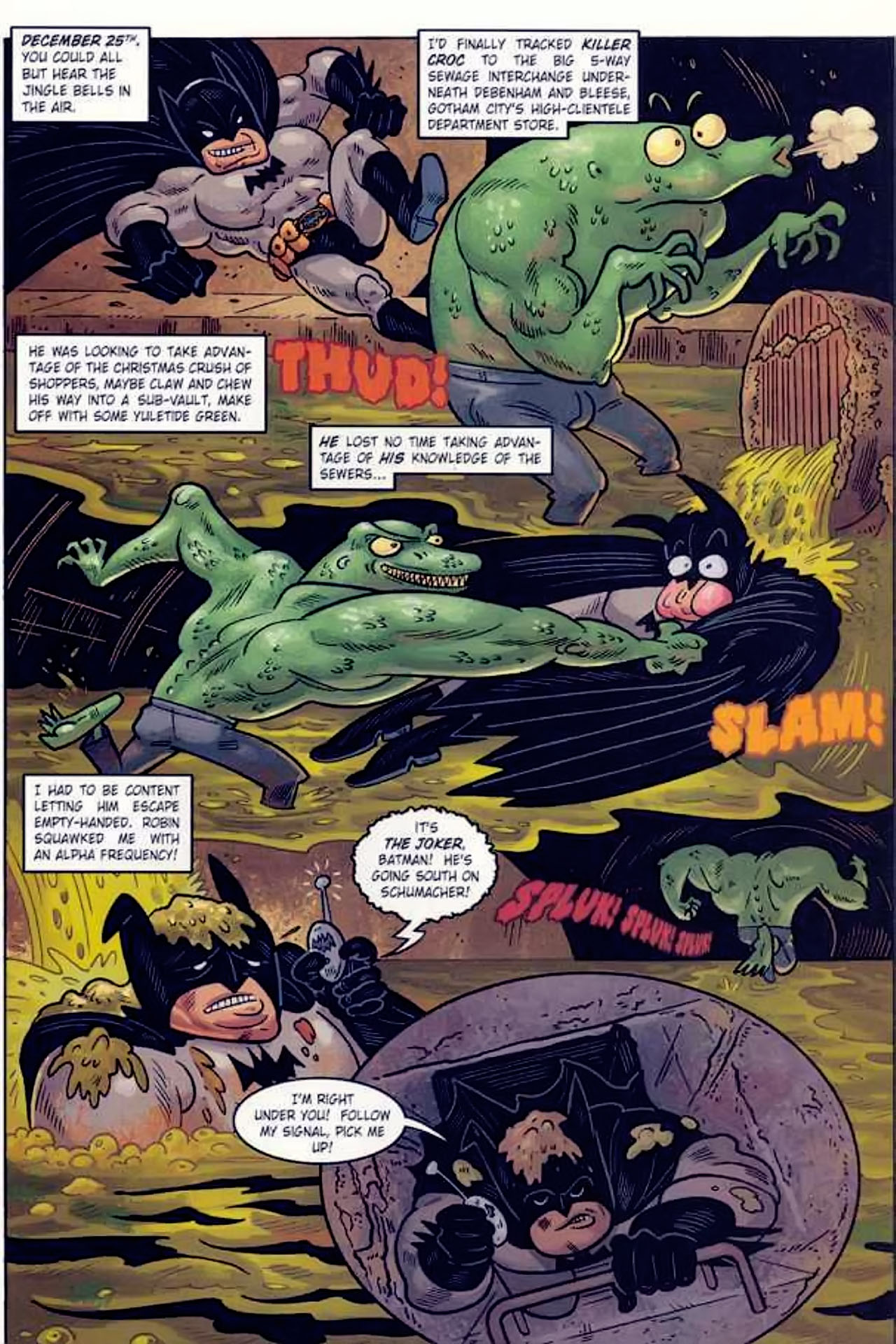 Read online Bizarro World comic -  Issue # TPB - 42