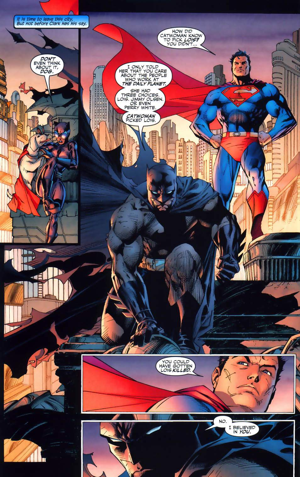 Read Batman Hush Issue 5 Online Page 20