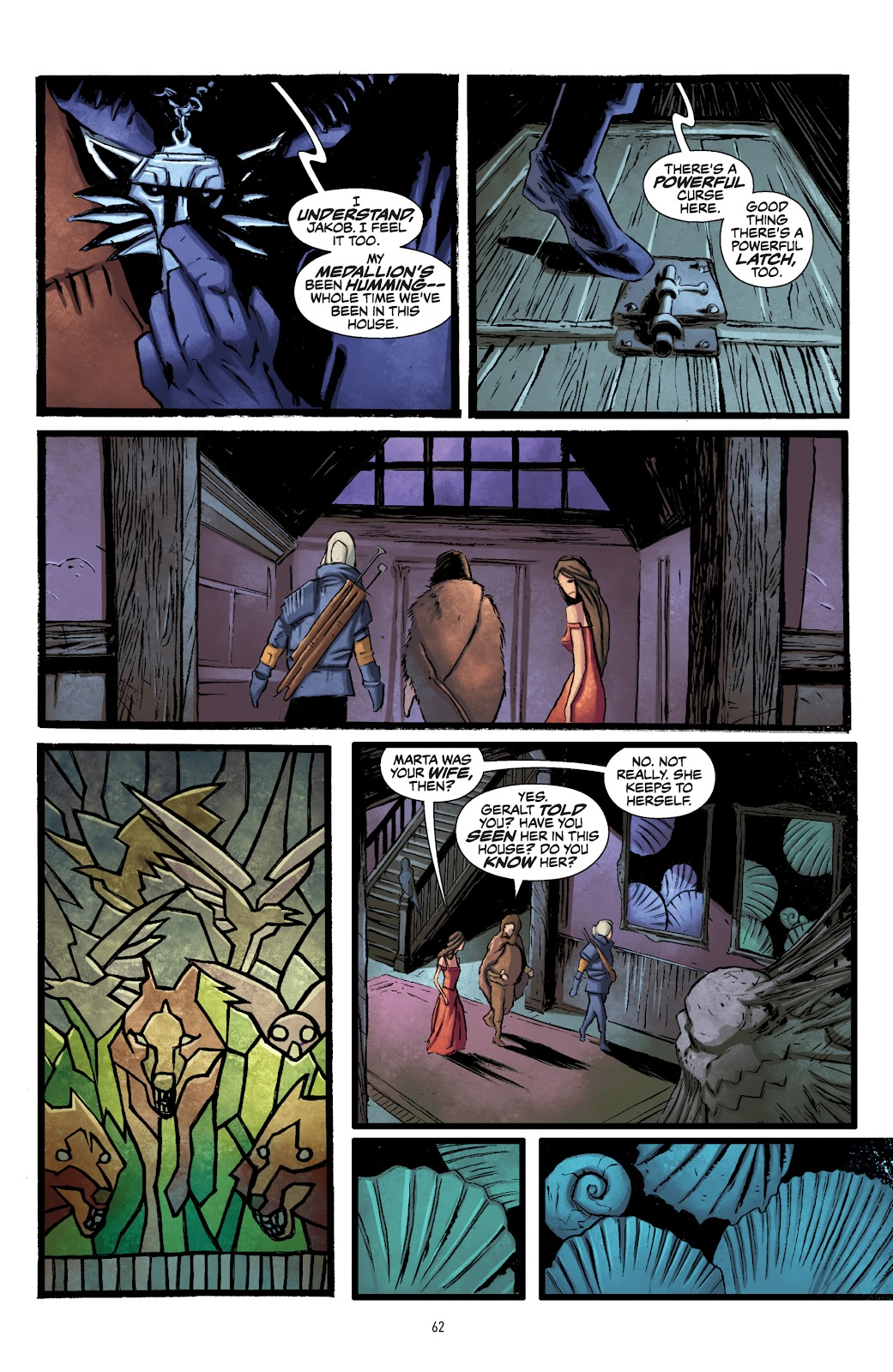 Read online The Witcher Omnibus comic -  Issue # TPB (Part 1) - 61