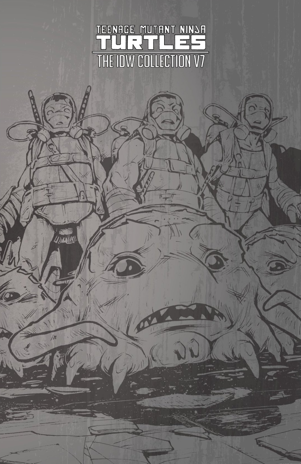 Read online Teenage Mutant Ninja Turtles: The IDW Collection comic -  Issue # TPB 7 (Part 1) - 2