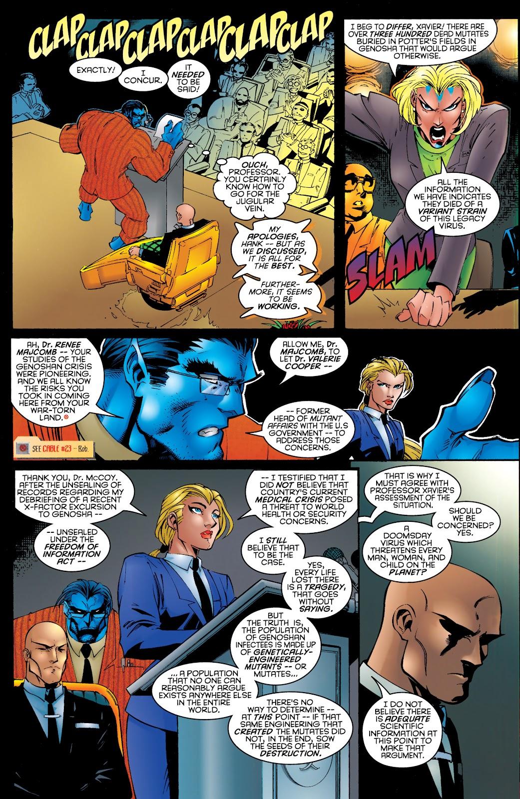 Uncanny X-Men (1963) issue 326 - Page 7