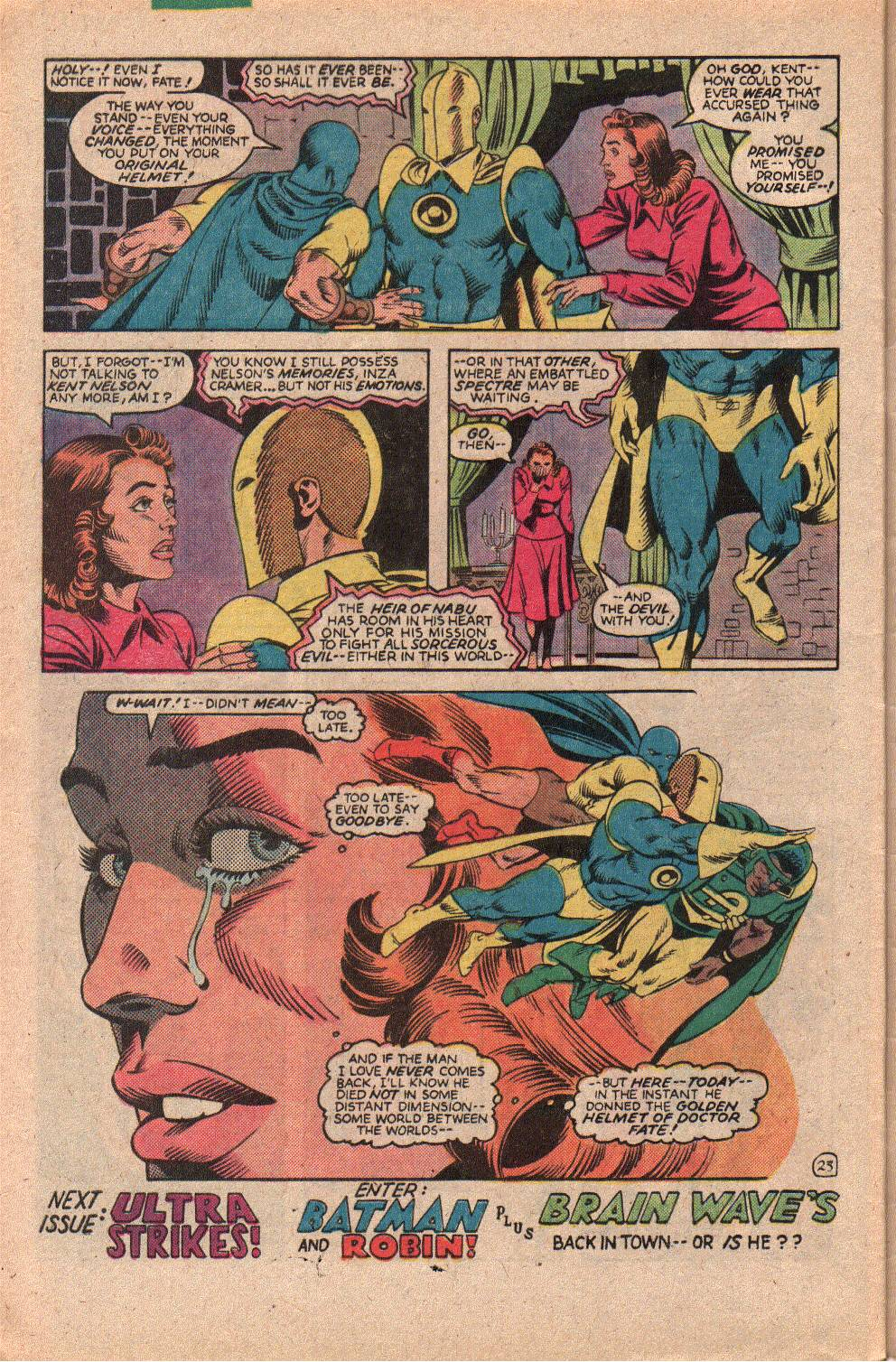 Read online All-Star Squadron comic -  Issue #23 - 31
