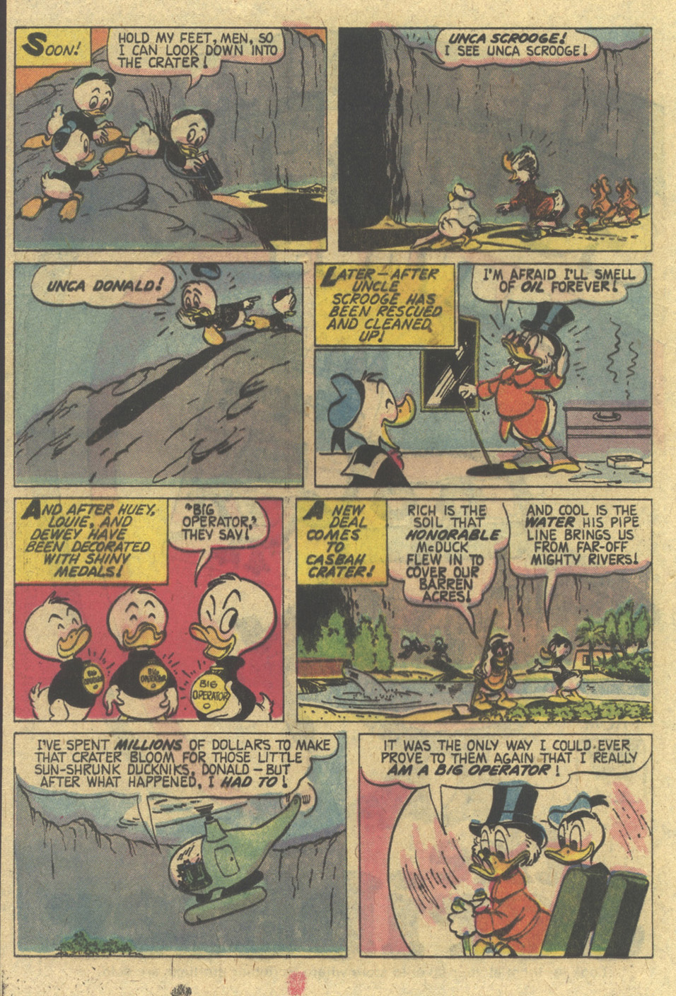 Read online Uncle Scrooge (1953) comic -  Issue #146 - 24