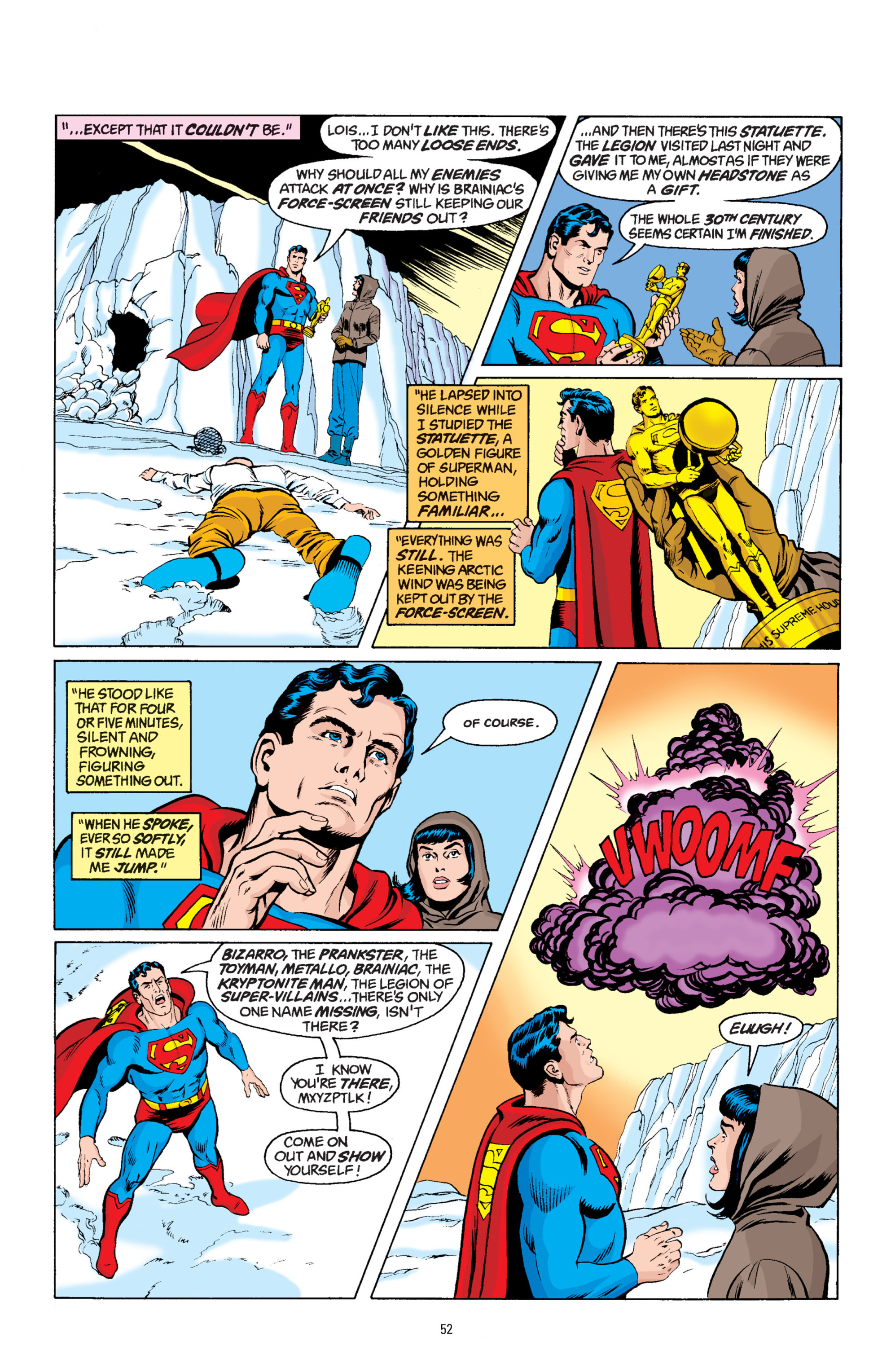 Read online Superman: Whatever Happened to the Man of Tomorrow? comic -  Issue # TPB - 51