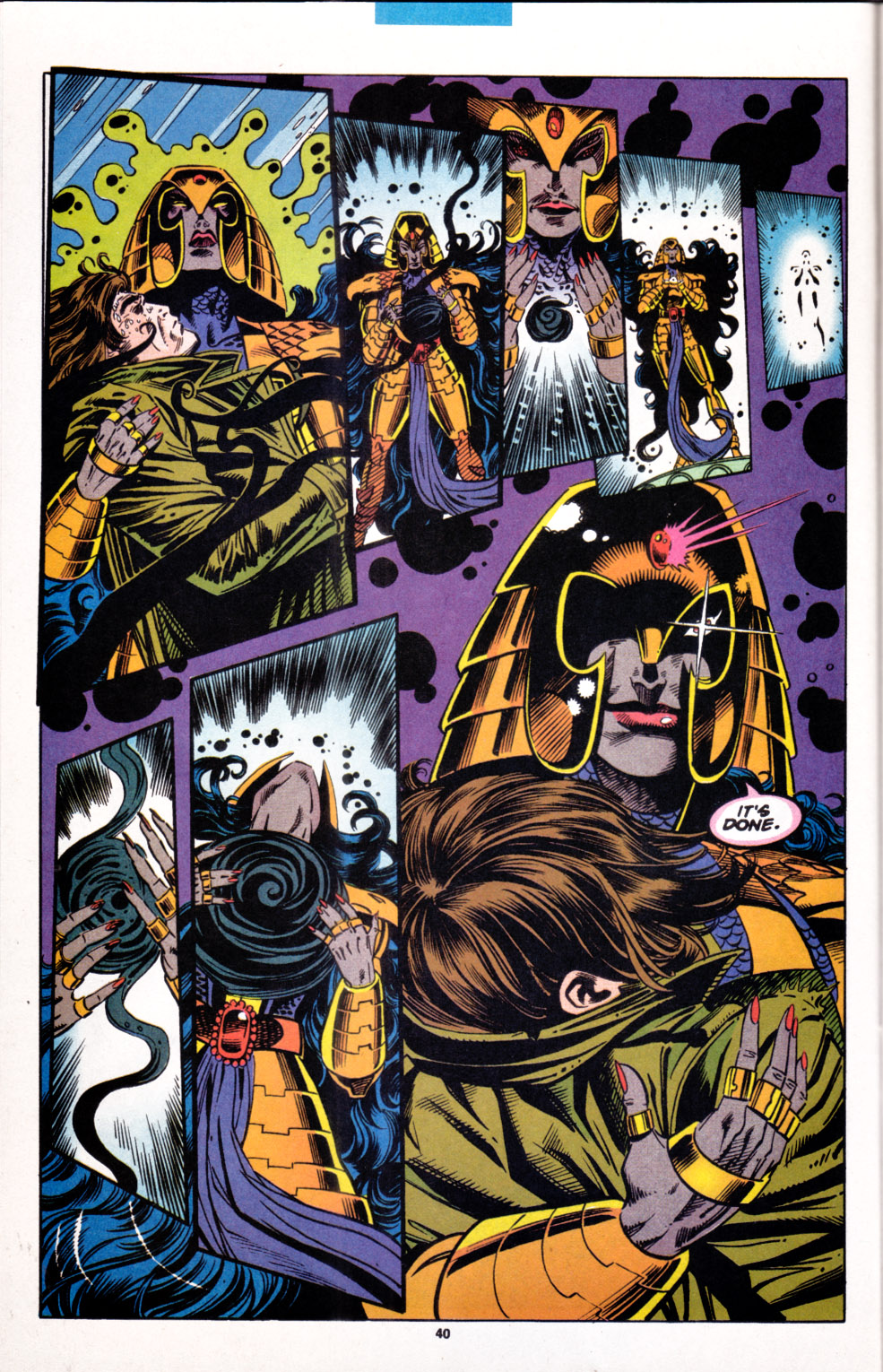 Read online X-Factor (1986) comic -  Issue #100 - 33