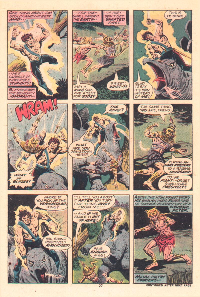 Read online Skull The Slayer comic -  Issue #7 - 16
