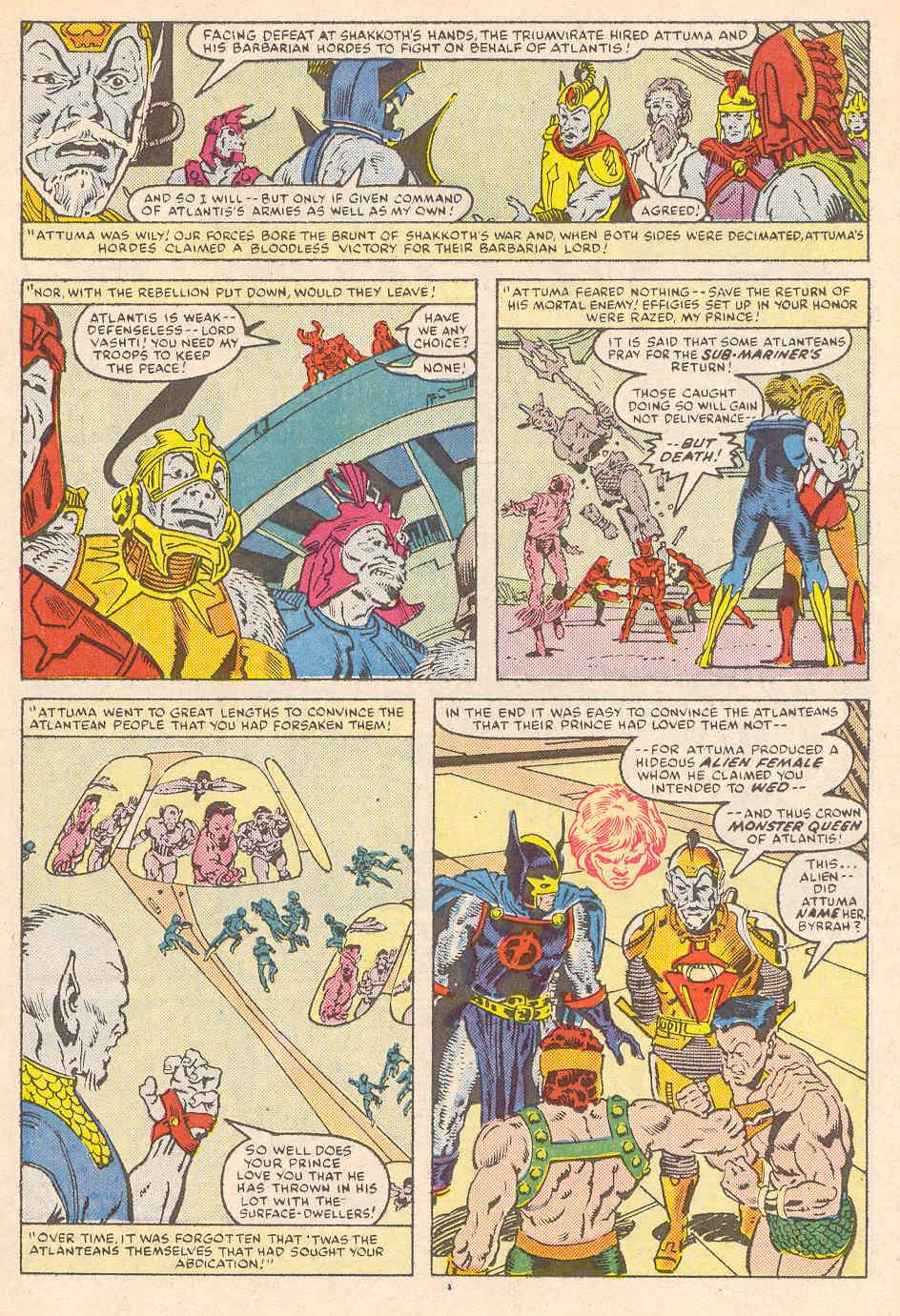 Read online Alpha Flight (1983) comic -  Issue #36 - 10