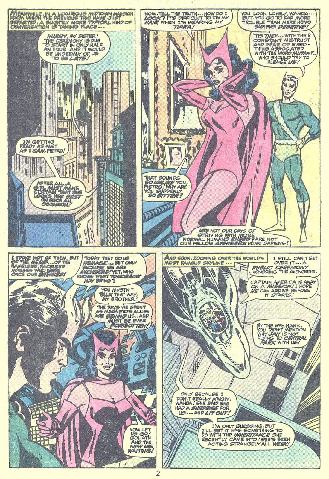 Marvel Triple Action (1972) issue 37 - Page 4