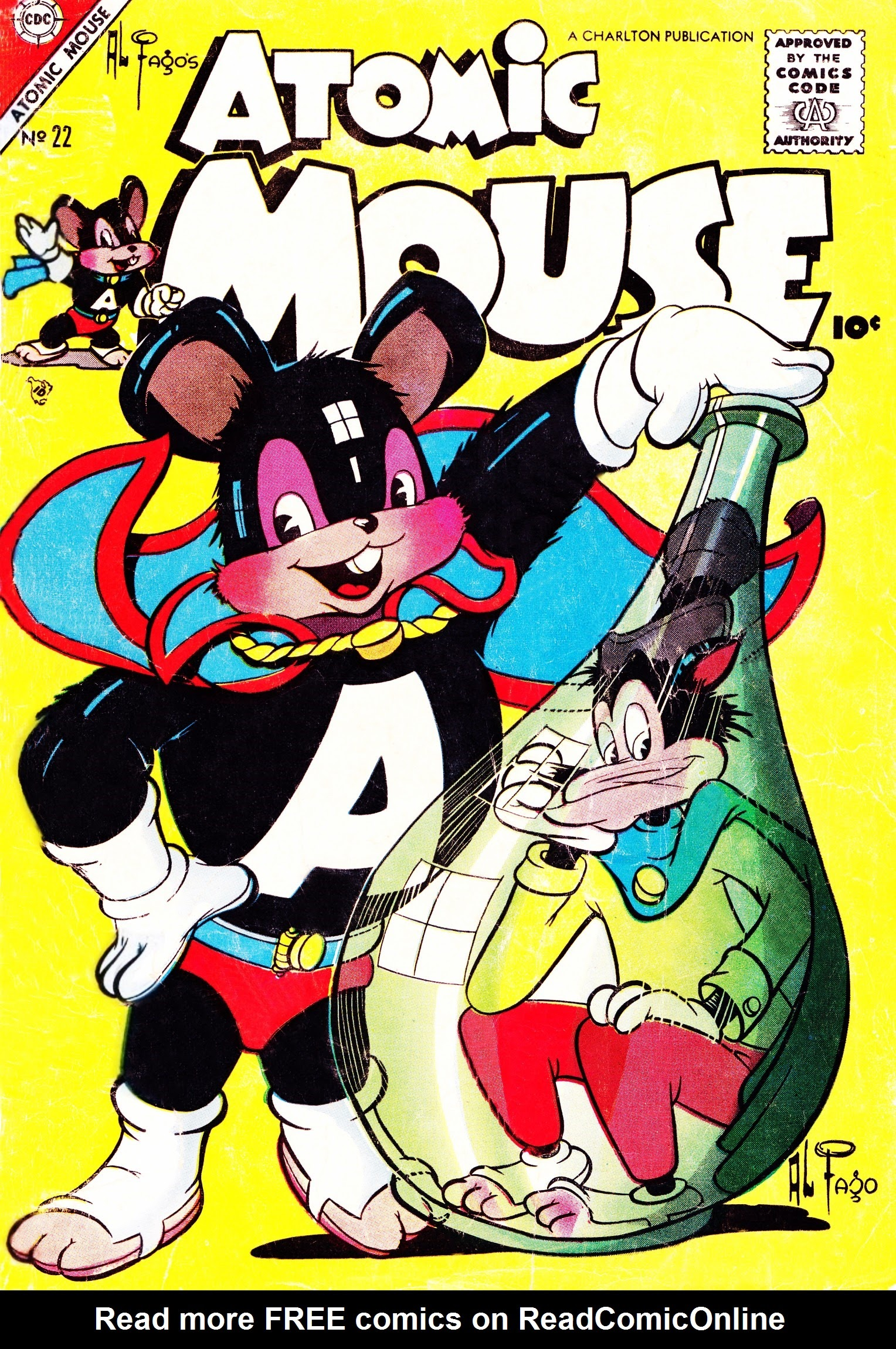 Atomic Mouse 22 Page 1