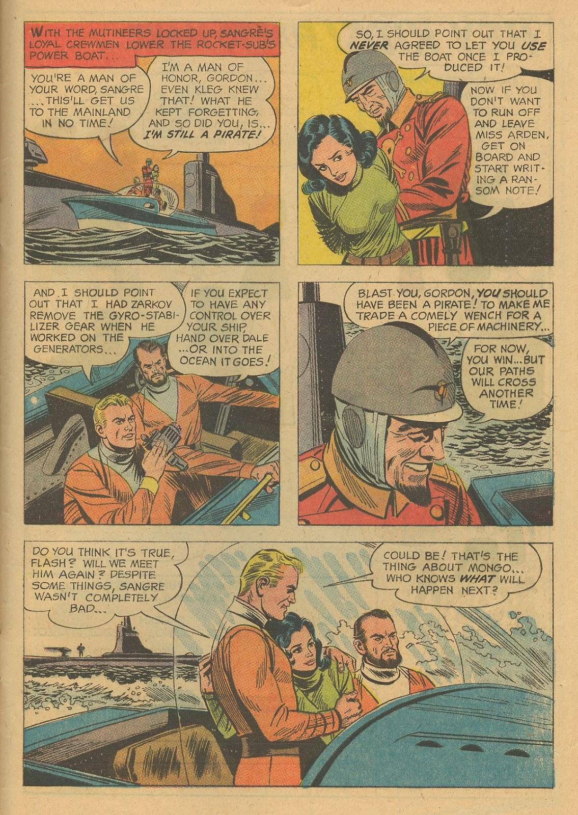 Flash Gordon (1966) issue 2 - Page 33
