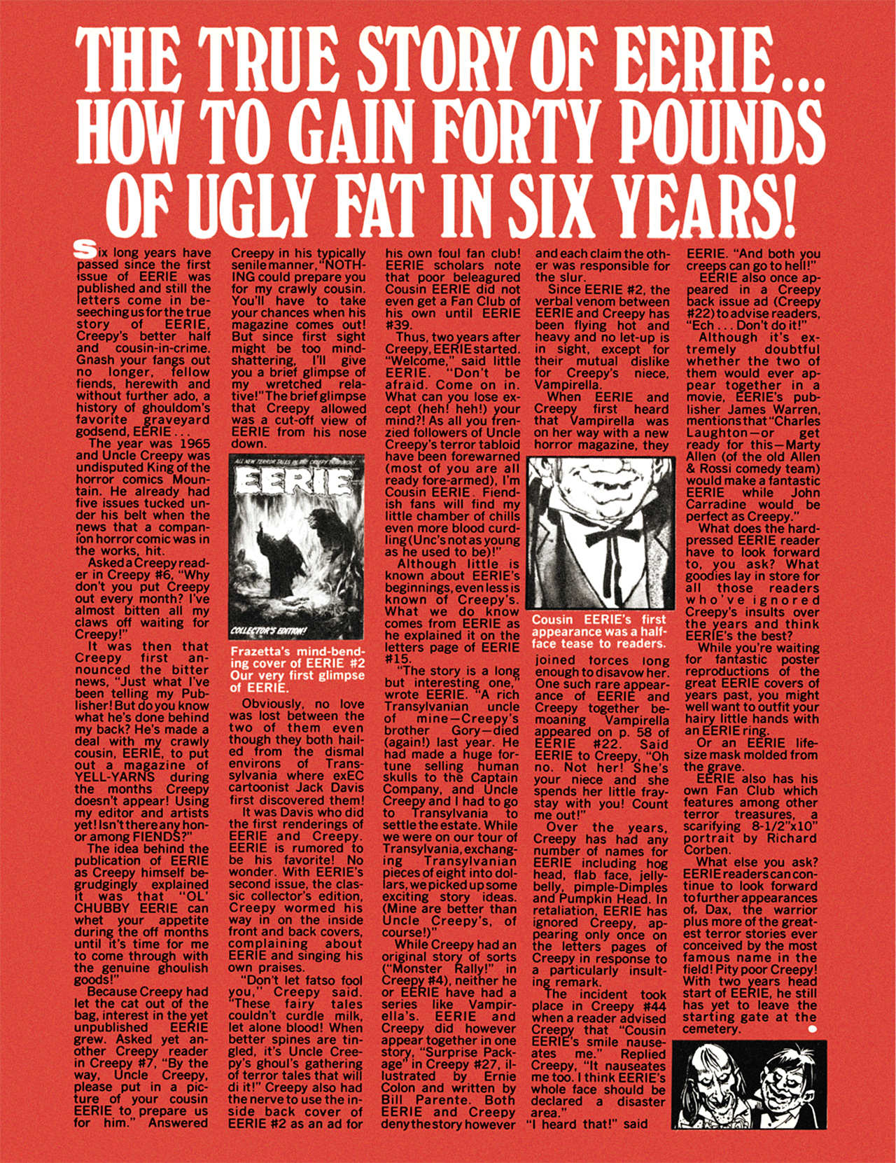 Read online Eerie Archives comic -  Issue # TPB 9 - 11