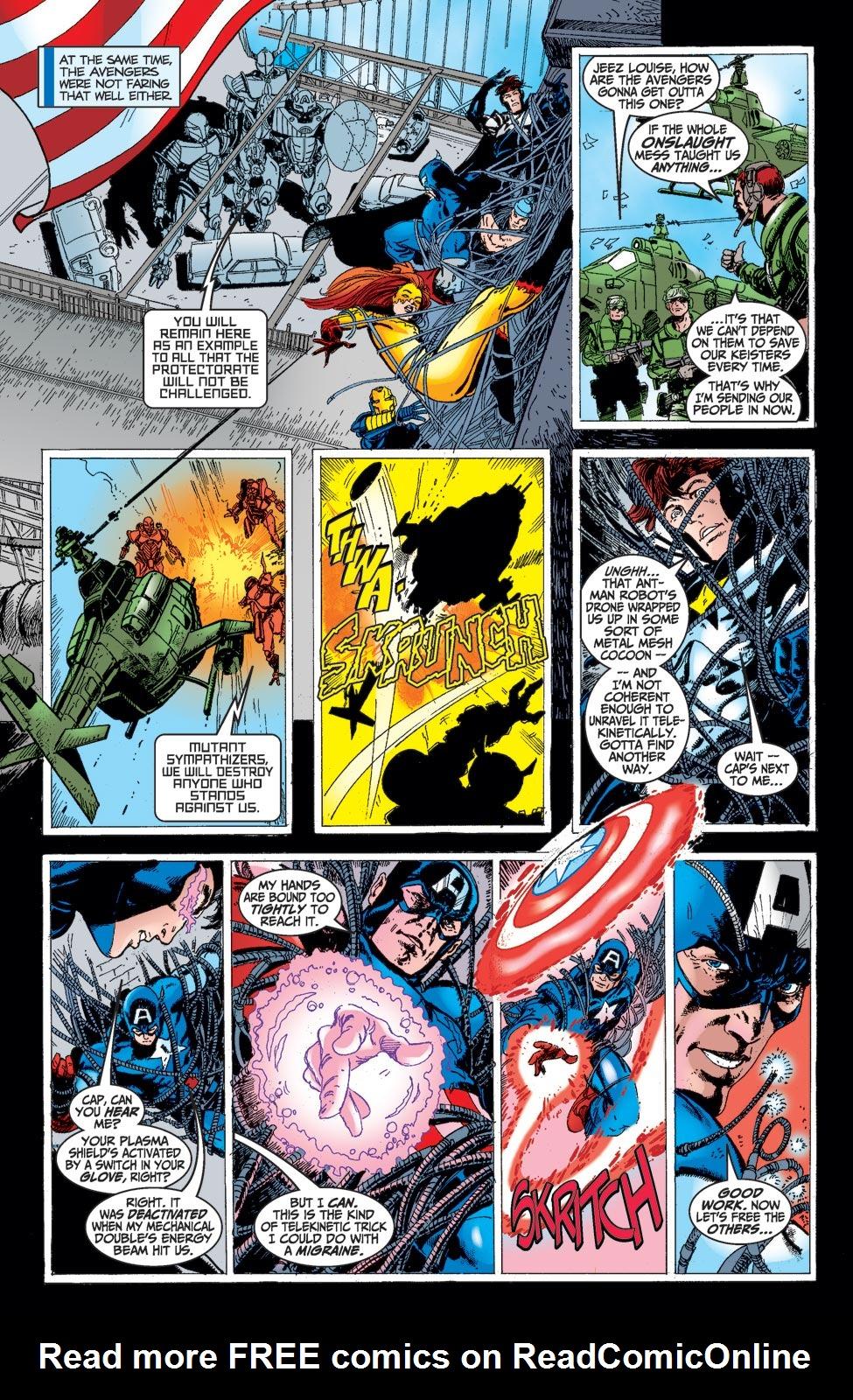 Read online Avengers (1998) comic -  Issue #Avengers (1998) Annual - 29