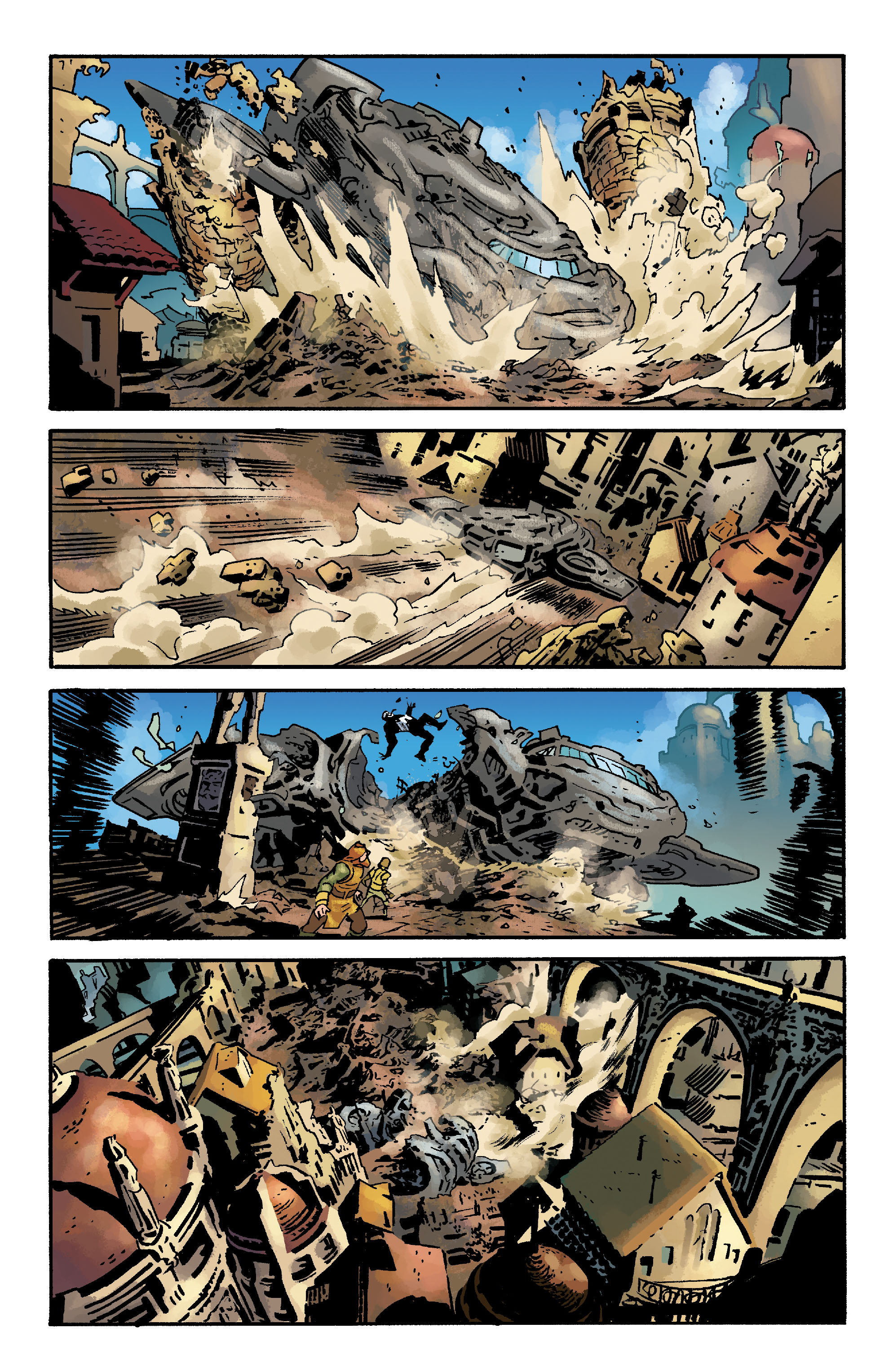 Read online Siege: Embedded comic -  Issue #3 - 15