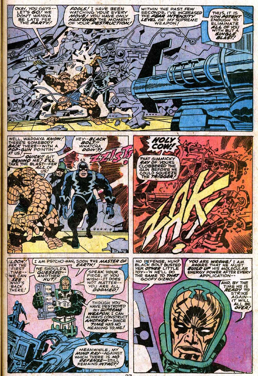 Giant-Size Fantastic Four issue 5 - Page 39