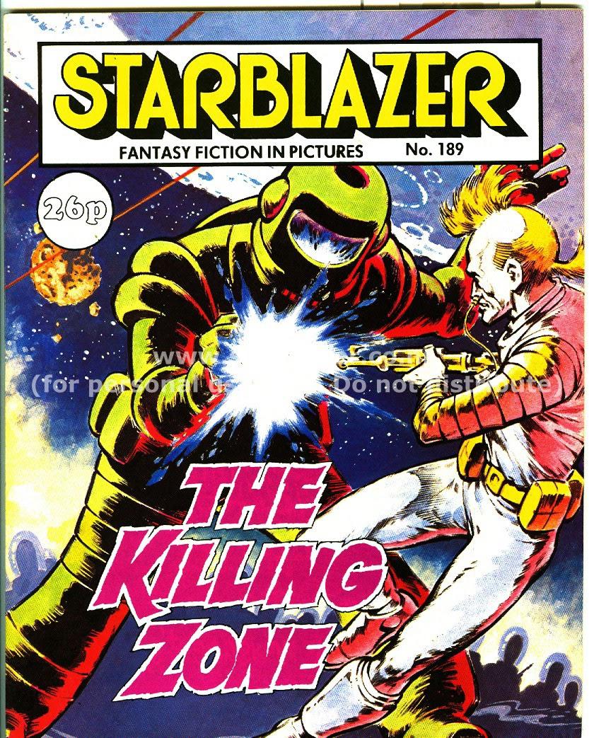 Starblazer issue 189 - Page 1