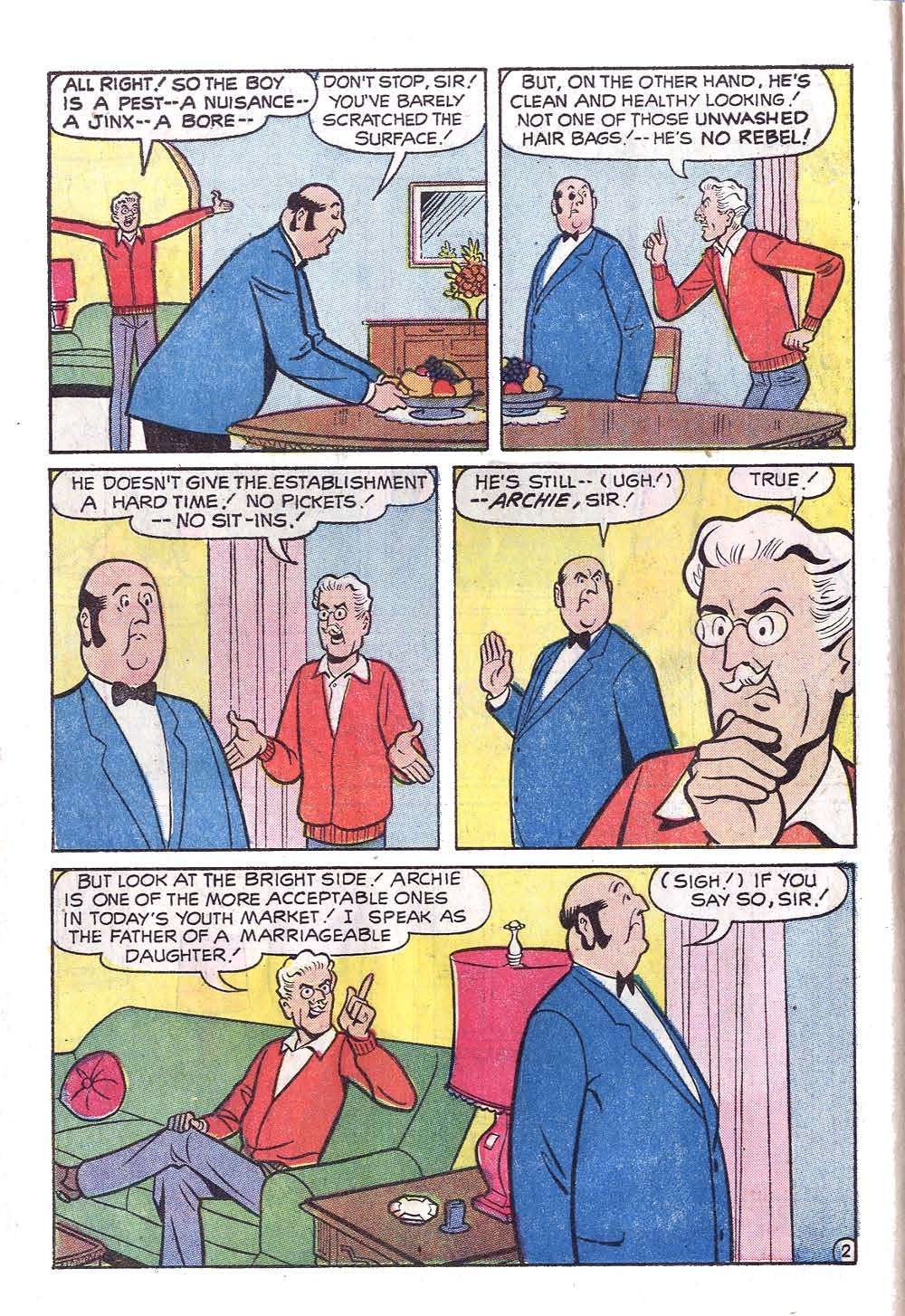 Read online Archie (1960) comic -  Issue #219 - 14