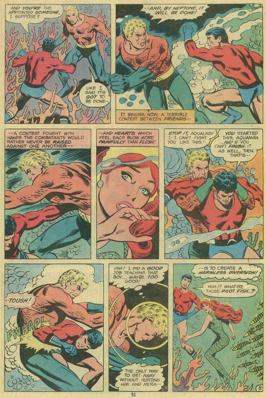 Read online Adventure Comics (1938) comic -  Issue #463 - 52