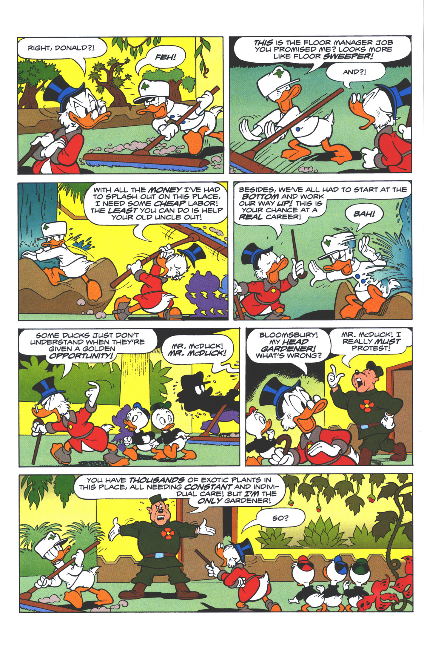 Read online Uncle Scrooge (1953) comic -  Issue #359 - 52