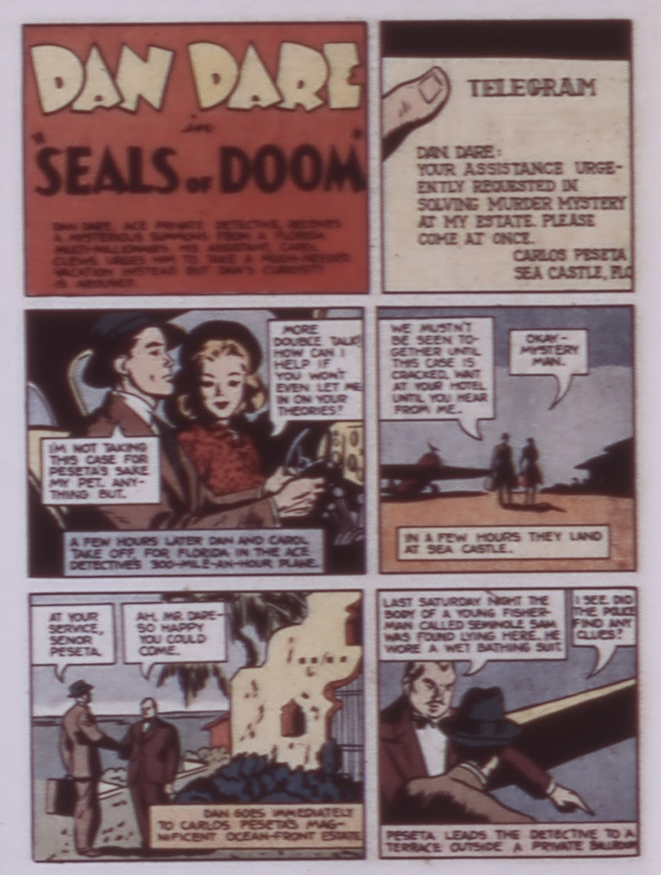 Read online WHIZ Comics comic -  Issue #1 - 58
