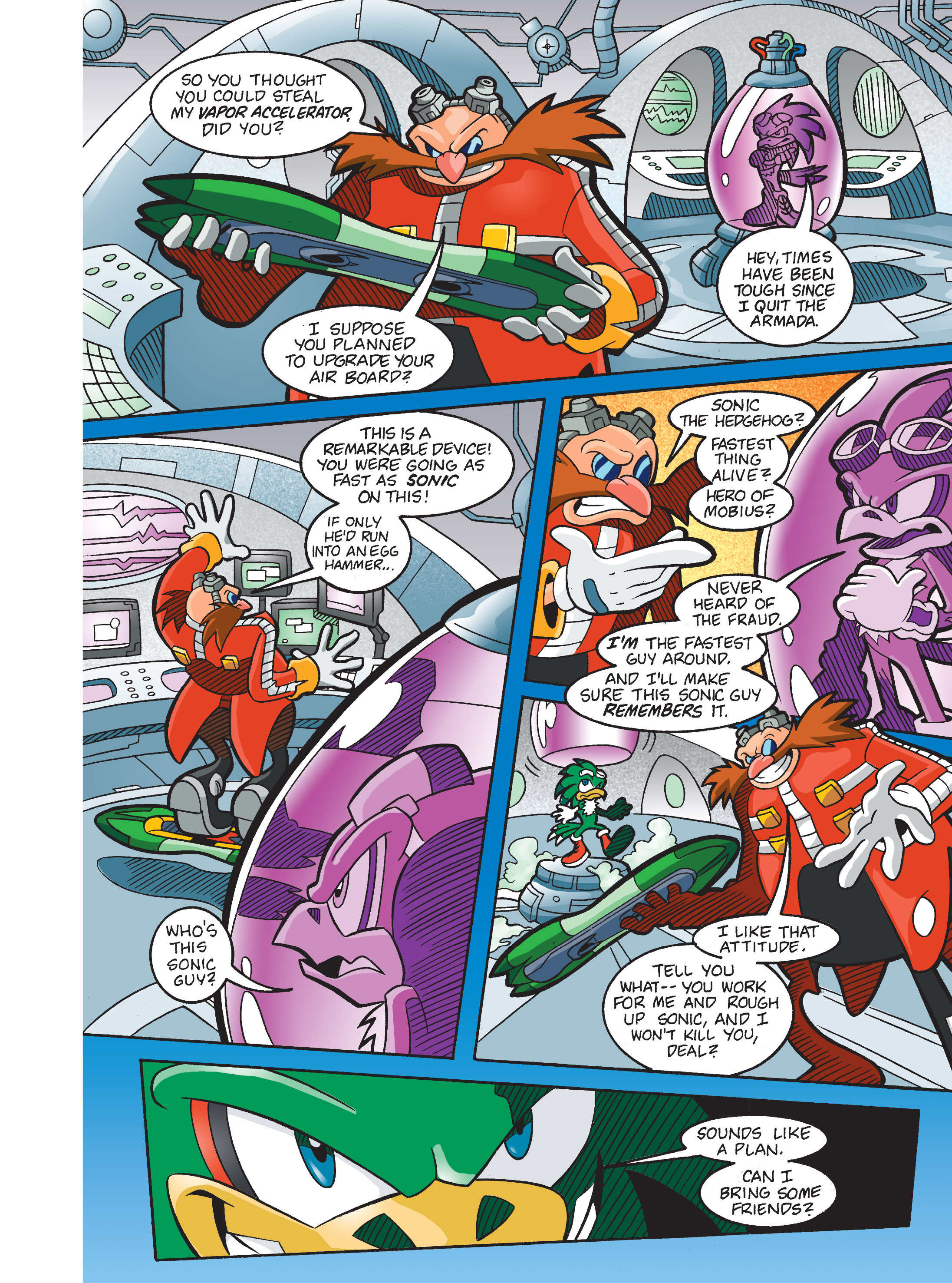 Read online Sonic Super Digest comic -  Issue #8 - 18