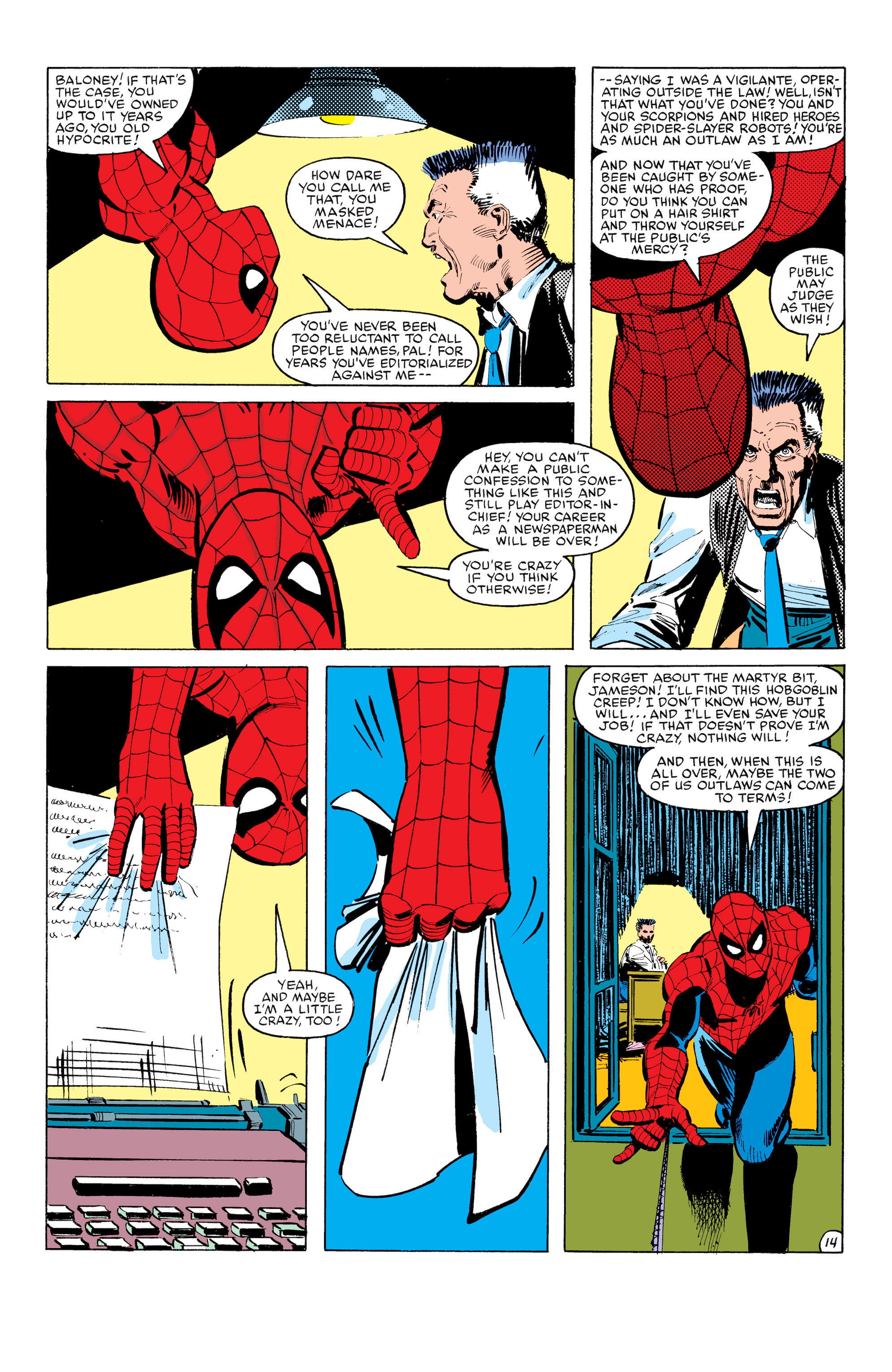 The Amazing Spider-Man (1963) 250 Page 14