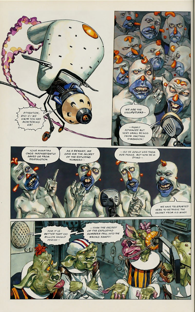 Lobo: Fragtastic Voyage issue Full - Page 33