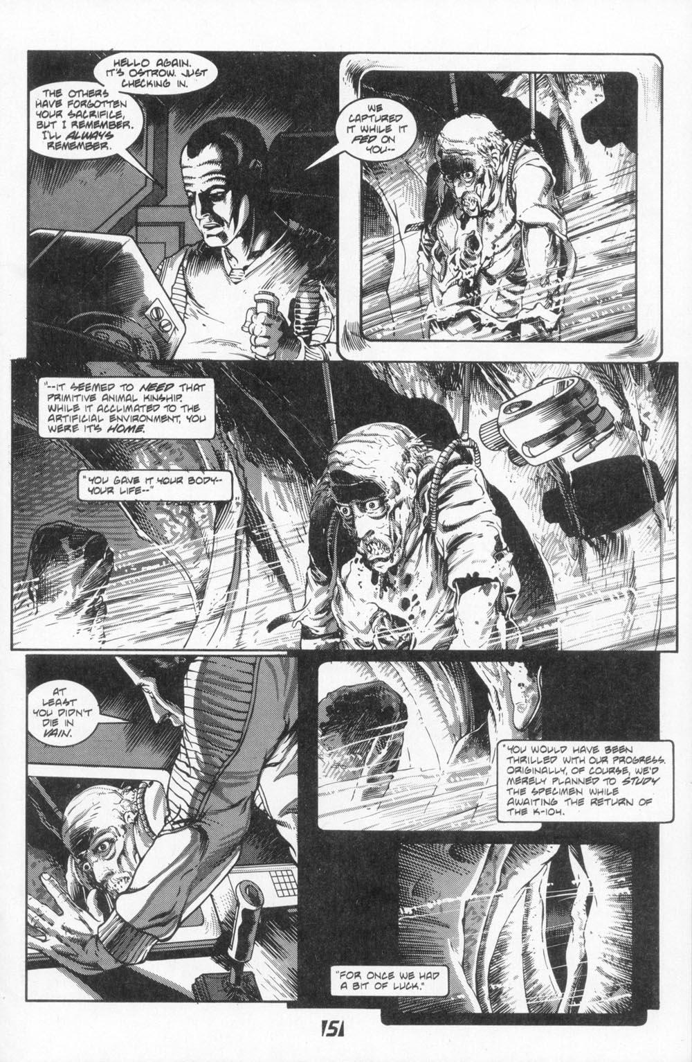 Read online Aliens (1988) comic -  Issue #4 - 7
