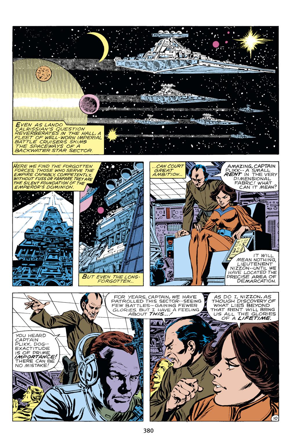 Read online Star Wars Omnibus comic -  Issue # Vol. 14 - 376