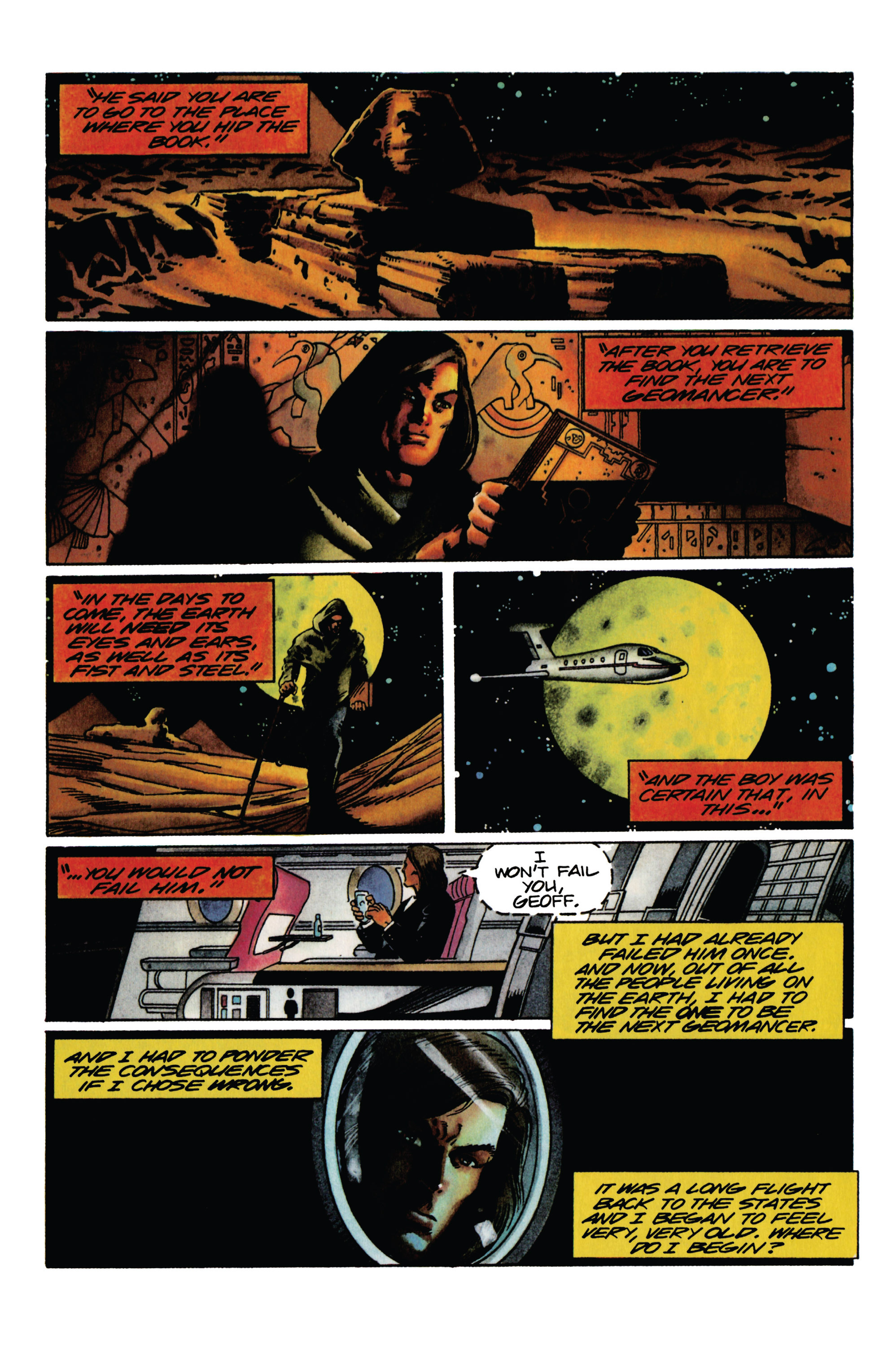 Read online Eternal Warrior (1992) comic -  Issue #27 - 8