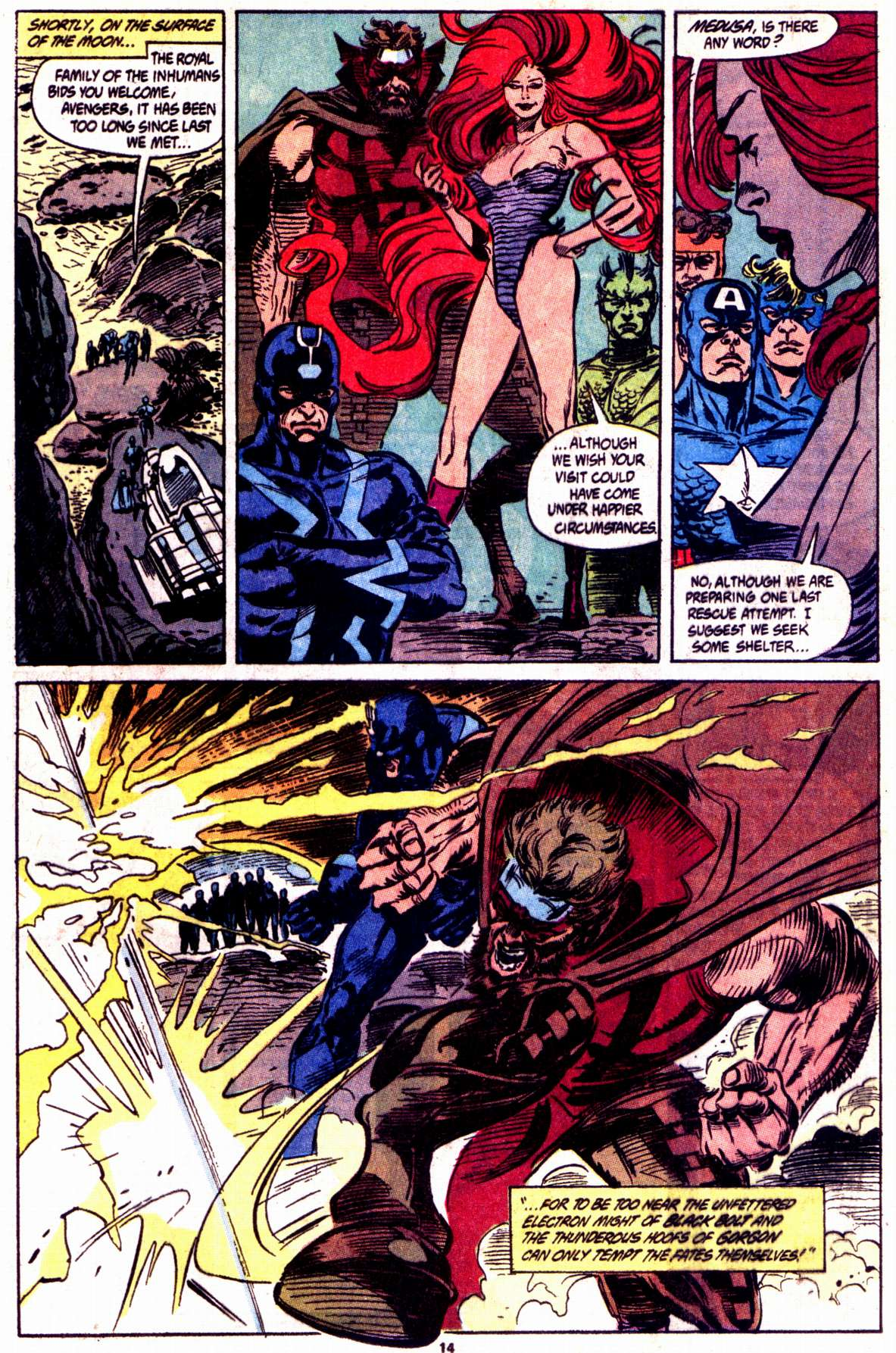 The Avengers (1963) 334 Page 10