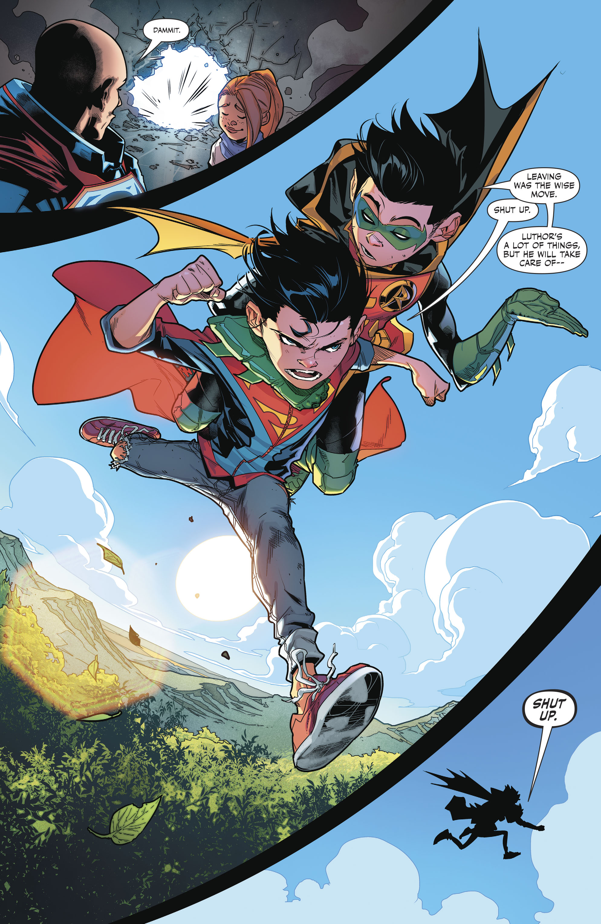 Read online Super Sons comic -  Issue #4 - 20