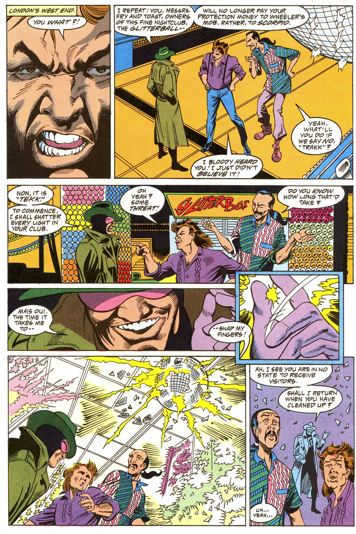 Read online Peter Cannon--Thunderbolt (1992) comic -  Issue #3 - 12