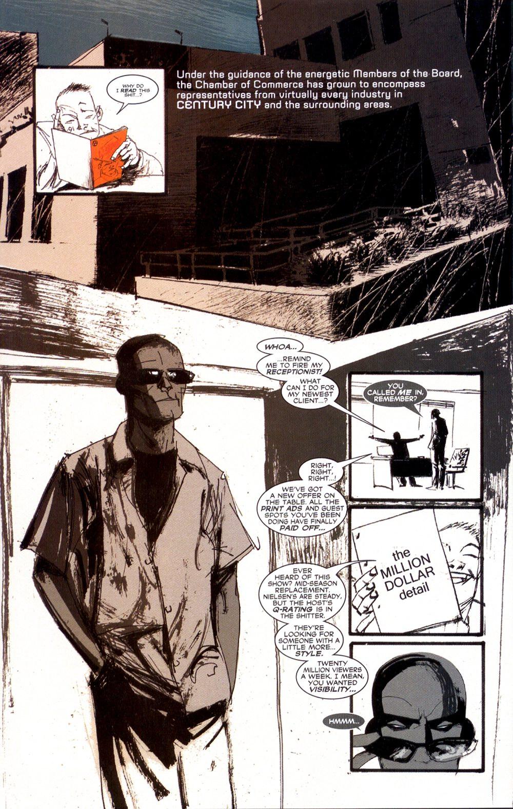 Read online Automatic Kafka comic -  Issue #3 - 22