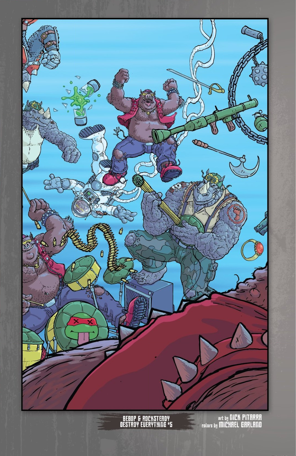 Read online Teenage Mutant Ninja Turtles: The IDW Collection comic -  Issue # TPB 8 (Part 1) - 93