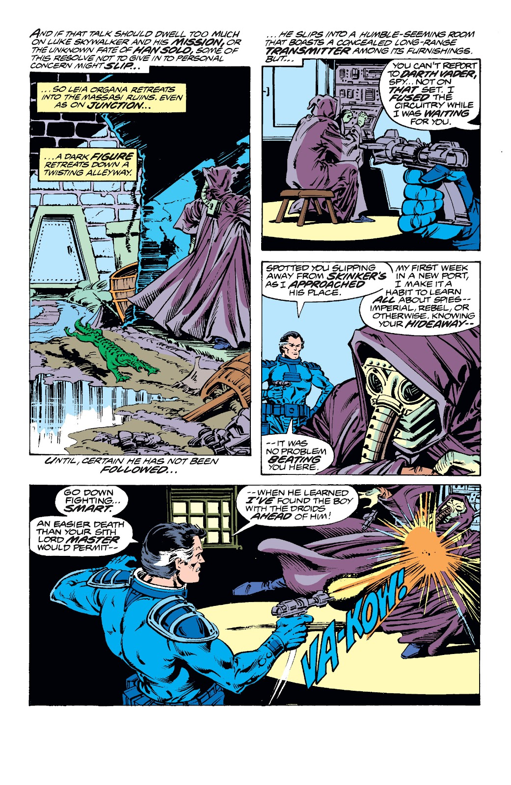 Read online Star Wars Legends: The Original Marvel Years - Epic Collection comic -  Issue # TPB 2 (Part 1) - 71