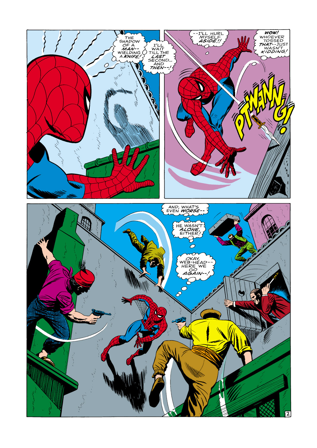 The Amazing Spider-Man (1963) _Annual_5 Page 2