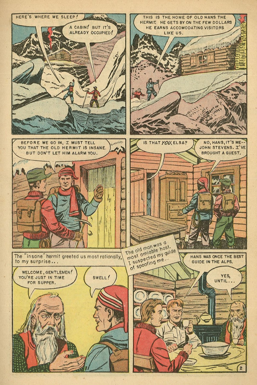 Read online Famous Funnies comic -  Issue #208 - 11
