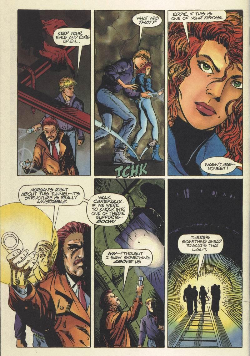 Read online Secret Weapons comic -  Issue #6 - 15