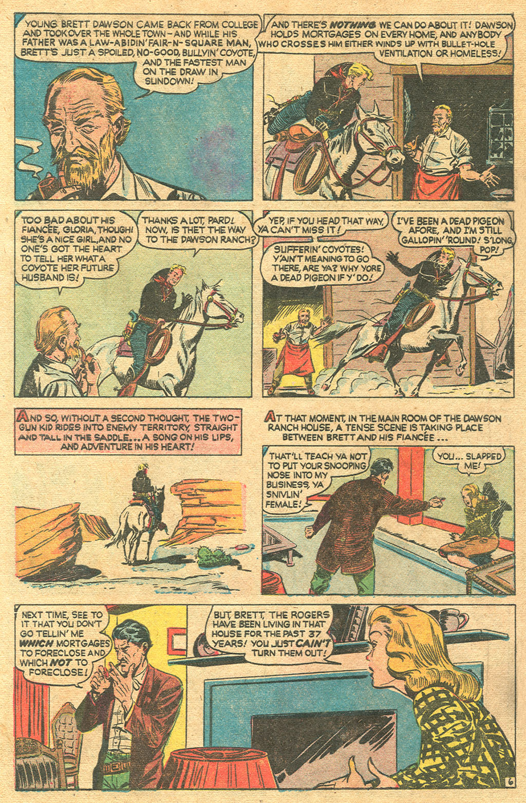 Read online Two-Gun Kid comic -  Issue #1 - 8