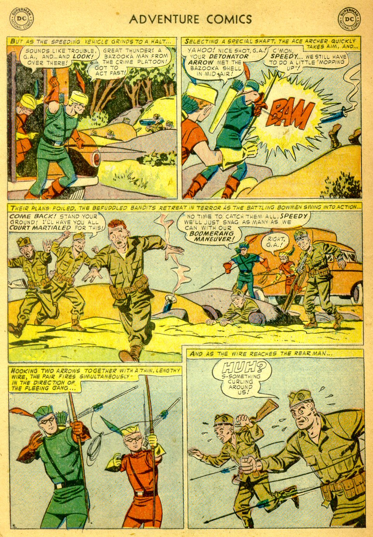 Read online Adventure Comics (1938) comic -  Issue #181 - 37