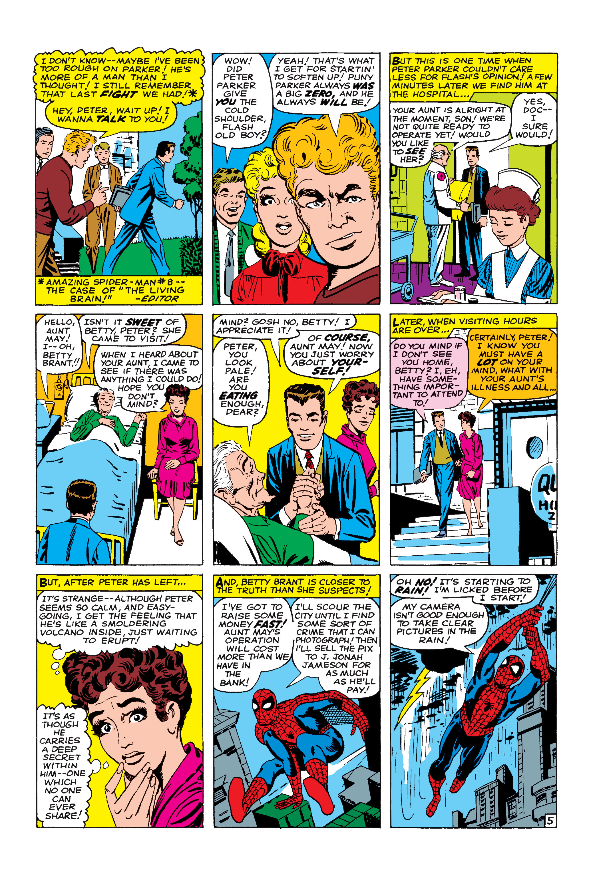The Amazing Spider-Man (1963) 9 Page 5