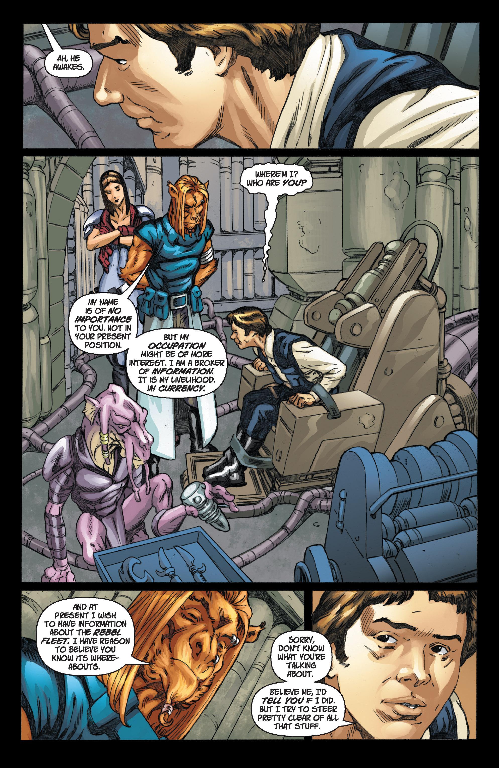 Read online Star Wars Omnibus comic -  Issue # Vol. 17 - 351