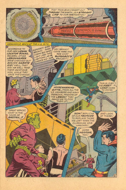 Read online Adventure Comics (1938) comic -  Issue #367 - 10