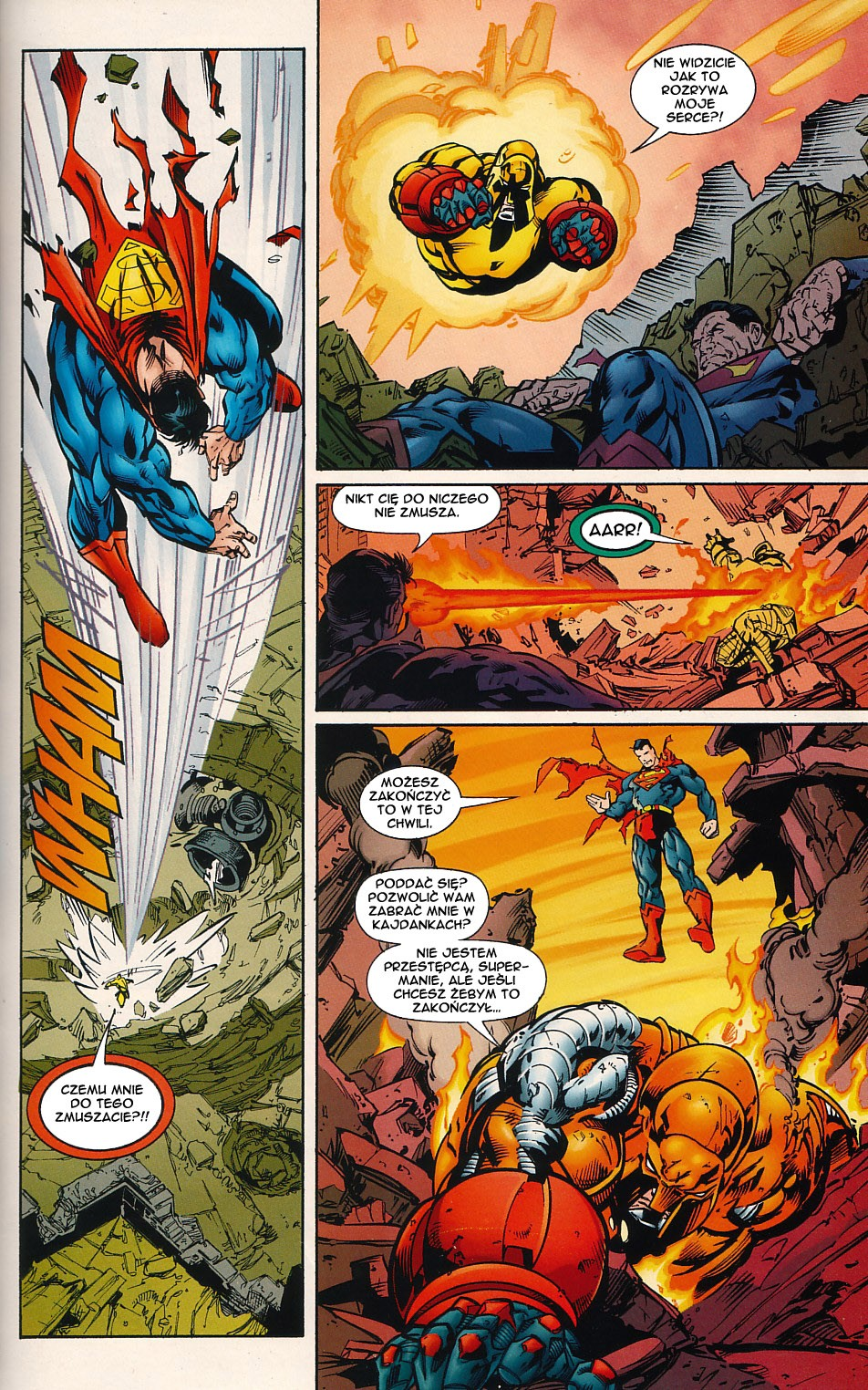 Read online JLA Superpower comic -  Issue # Full - 57