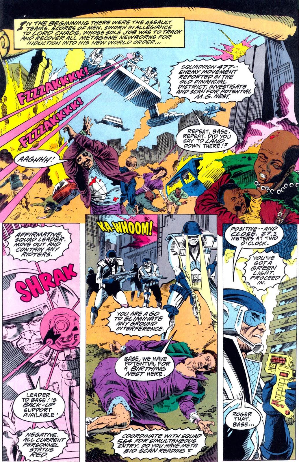 Read online Team Titans comic -  Issue #1b - 3